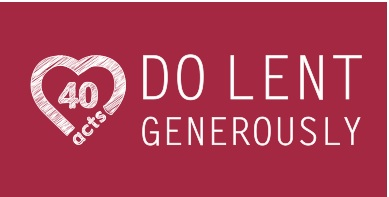 40acts-do lent generously