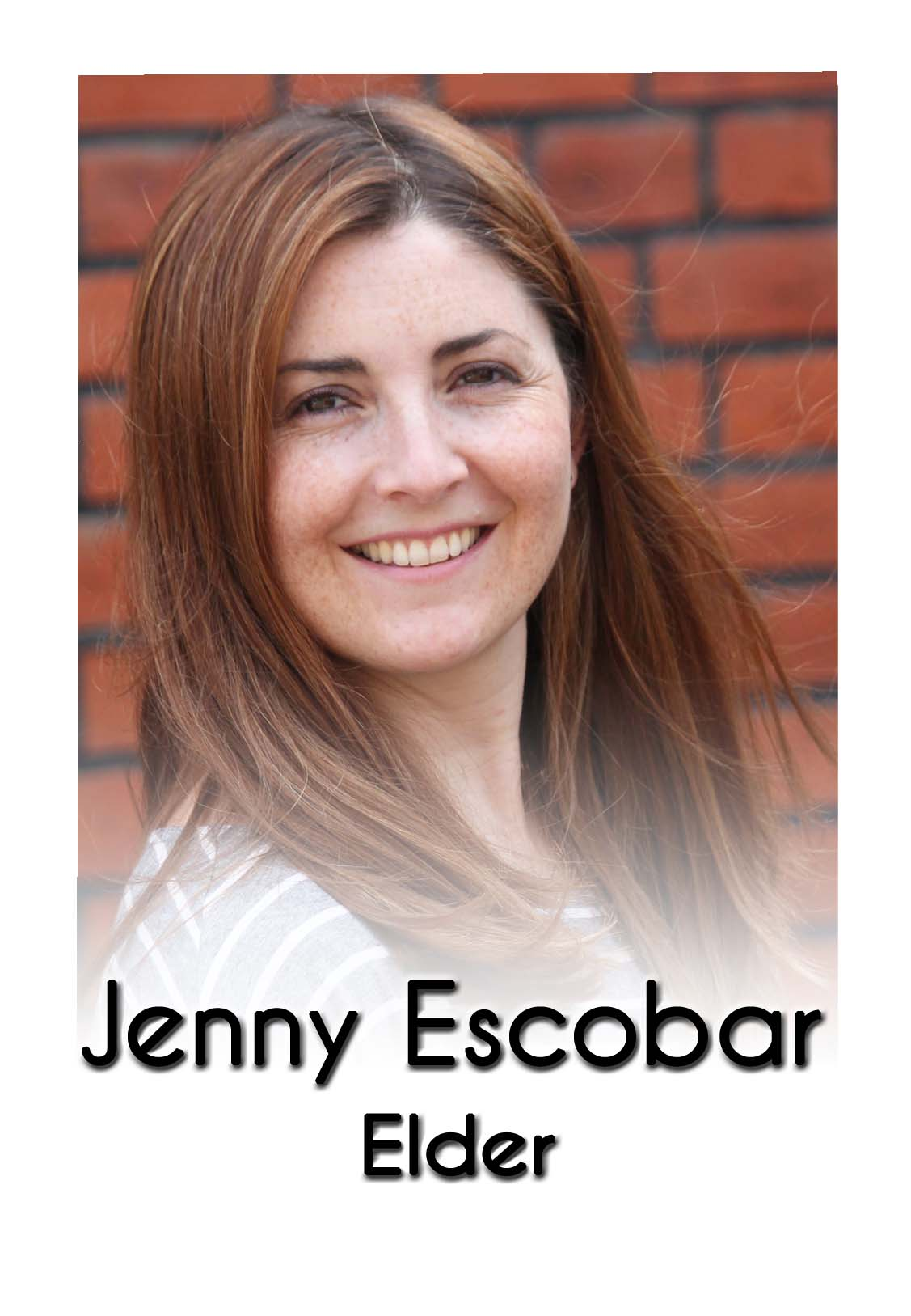 Jenny Escobar labelled